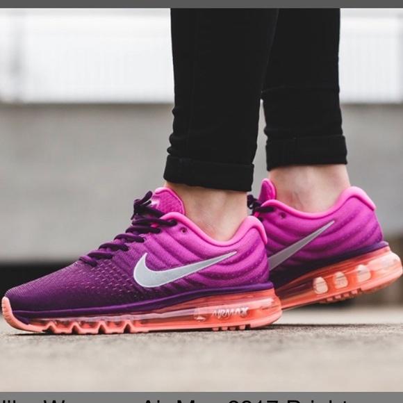 buy popular a687e e3a0d Nike Women s 849560 502 Air Max 2017 NIB Size 8.5